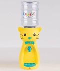 Детский кулер для воды ФУНТИК ( Турция) - цвет желтый