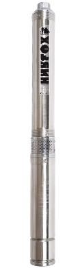 Насос глубинный Хозяин НГ-1.30 (напор 33м, 45л/мин, кабель 25м, 450вт)