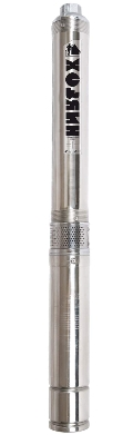 Насос глубинный Хозяин НГ-1.45 (напор 50м, 45л/мин, кабель 35м, 600вт)