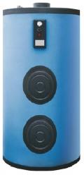 Напольный бойлер косвенного нагрева SteelSun EOS 100