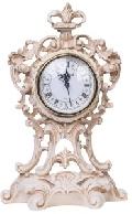 Каминные часы Ажурные RF2022 IV (Белая коллекция)