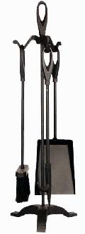 Набор Royal Flame 14010BK (черный)