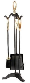 Набор Royal Flame 14010АK (черный/бронза)