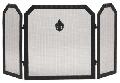 Экран Royal Flame C03850AGK (черный/бронза)
