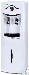 Кулер с холодильником Ecotronic K21-LF white+black