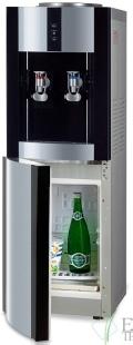 """Кулер с холодильником """"Экочип"""" V21-LF black+silver"""